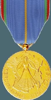 La Médaille d'Or du Tourisme