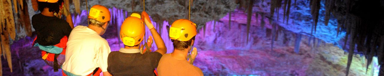 The unforgetable experience of the Grand Rappel
